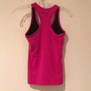 Hard Tail Tops - Hardtail Sup02 racer back tank pink